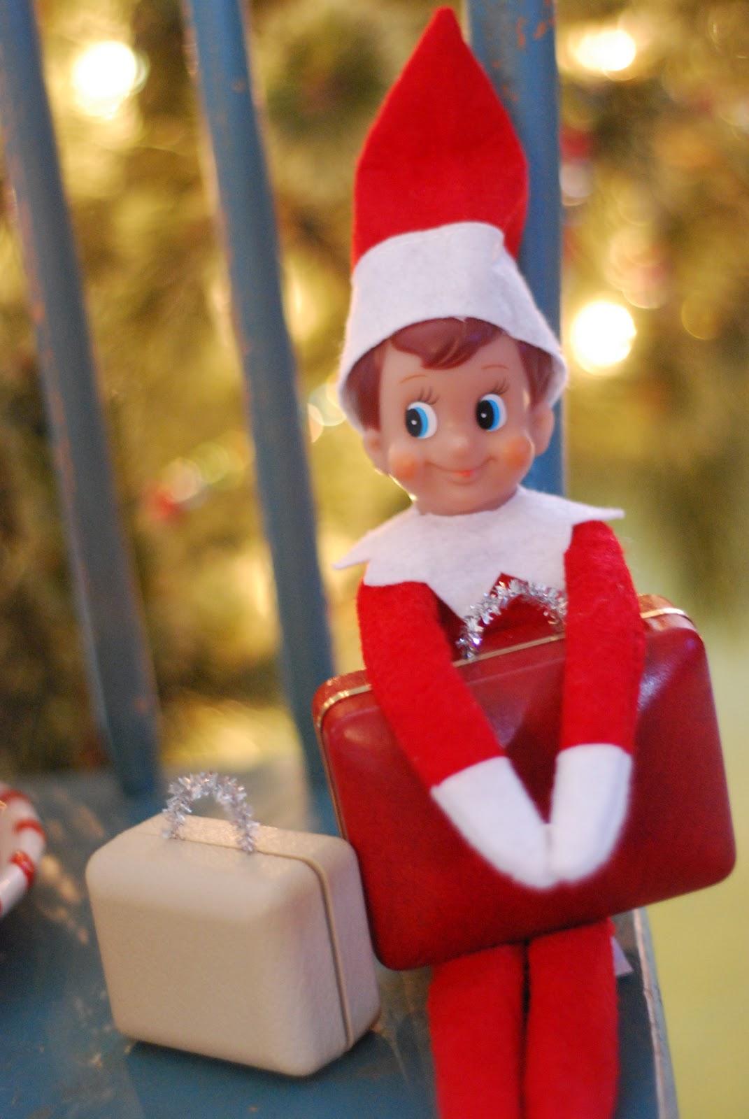 Sweet Cheeks Tasty Treats Elf On The Shelf