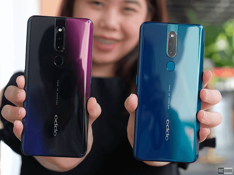 OPPO F11 Pro's possible PH price appears online!
