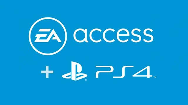 يتوجه EA Access أخيرًا إلى PS4 هذا الصيف