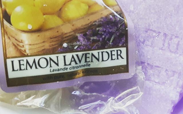 Yankee Candle - Lemon Lavender. Recenzja - Czytaj więcej »