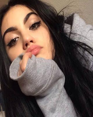 maquillaje tumblr de universidad de moda