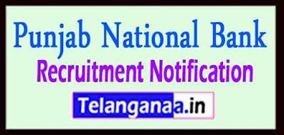 PNB (Punjab National Bank) Recruitment Notification