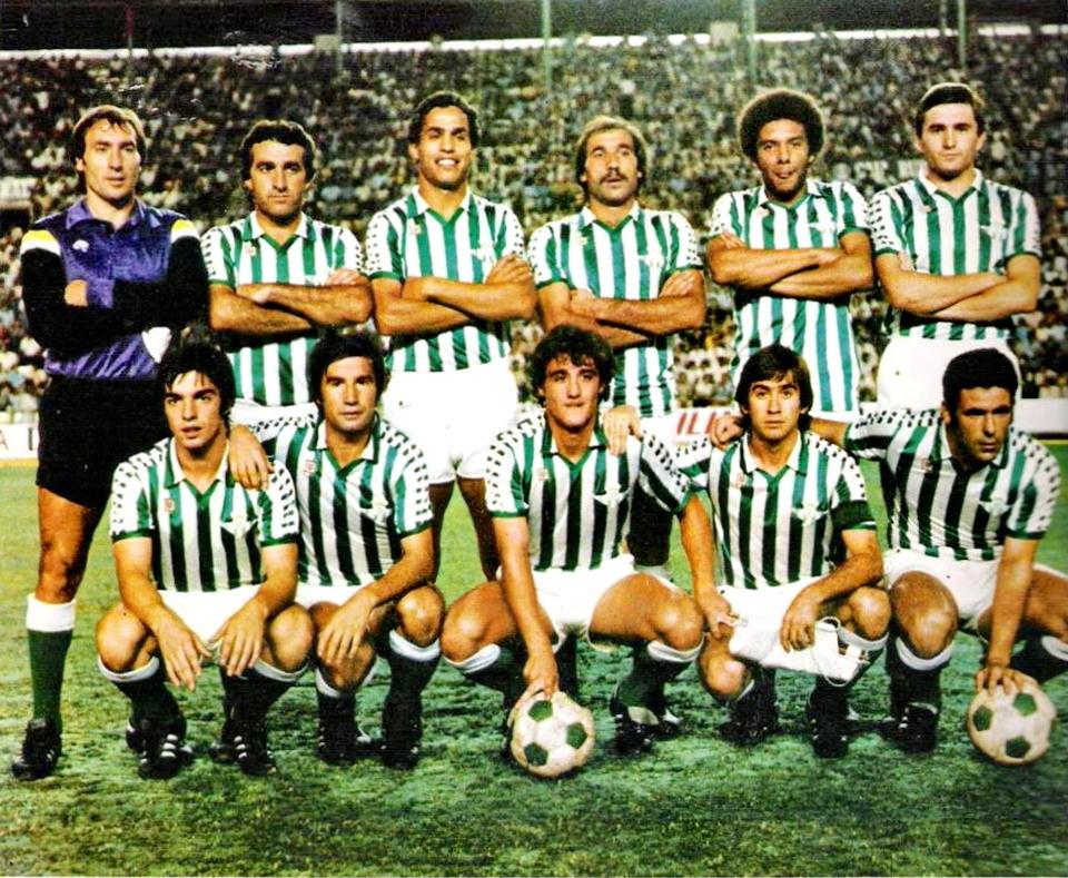 FOTOS HISTORICAS O CHULAS  DE FUTBOL - Página 4 Betis%2B1981%2B08%2B19