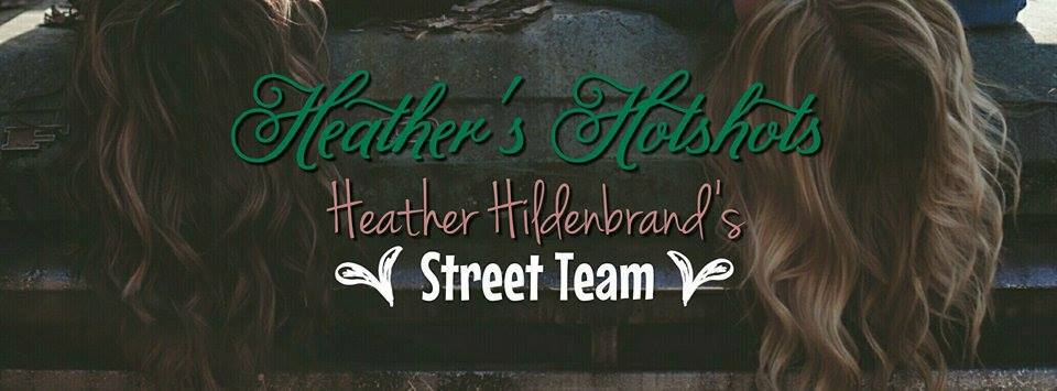 Heather Hildenbrands Street Team