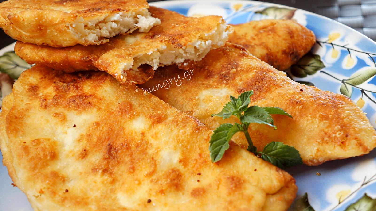 how to make greek fried cheese