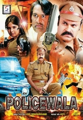 Ek Policewala 2014 Hindi Dubbed WebRip 700mb