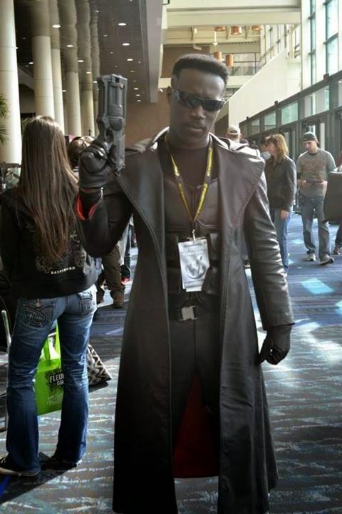 Blade Cosplay Opções de Cosplay para pessoas de pele morena ou negra - Blog Mineira sem freio