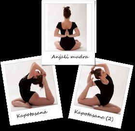 yogui en prácticas sentir las asanas