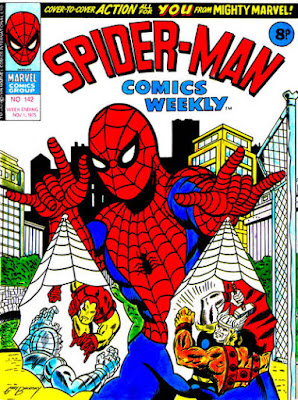 Spider-Man Comics Weekly #142
