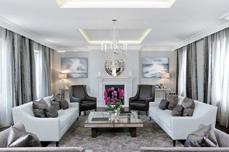 How To Add The Neoclassical Interior Design Style For Your Home