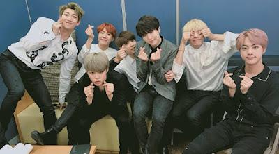 BTS Berhasil Tembus Billboard Berkat Album Wings