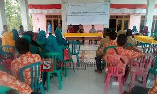 EMCL dan Ademos Lakukan Sosialisasi Program PATRADAYA tahun 2017 di dua Desa