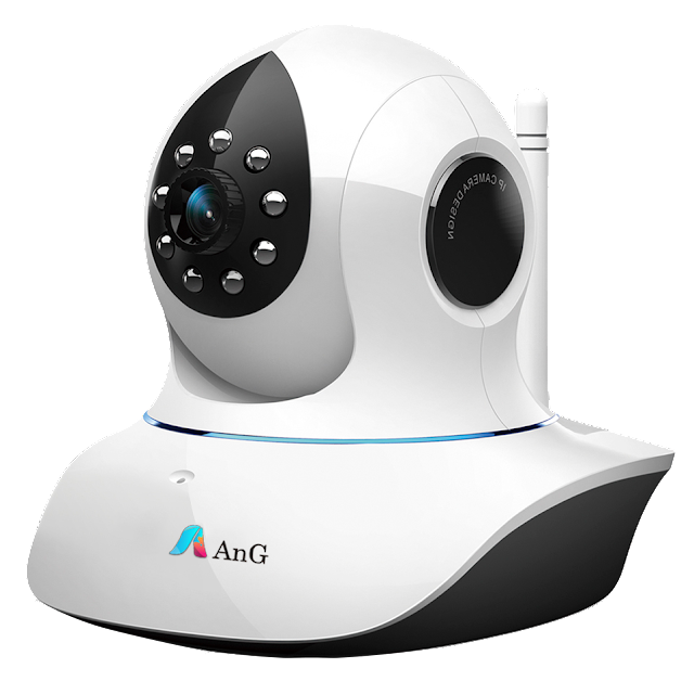 AnG India launches 720P Wireless Alarm Camera & Wireless PIR Detector with Door & Window Sensor