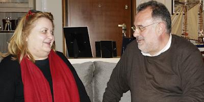Κατερίνα Περιστέρη: «Ματώνει» η ψυχή μου για την εγκατάλειψη του ταφικού μνημείου στον Καστά