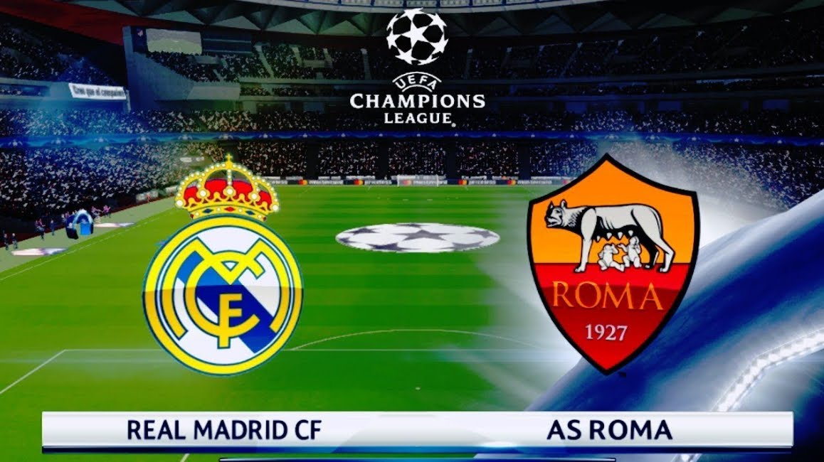 Vedere Real Madrid-Roma Streaming Gratis Rojadirecta.