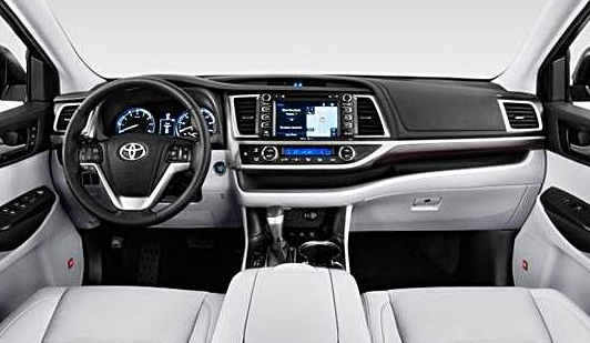 2017 Toyota Highlander Release Date Canada