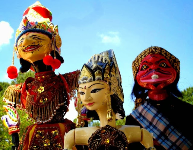 wayang culture of Indonesia