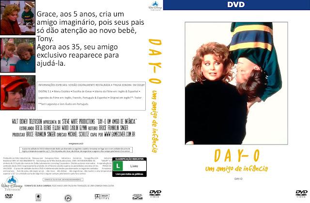 Capa DVD Day O Um Amigo De Infância [Coleção]