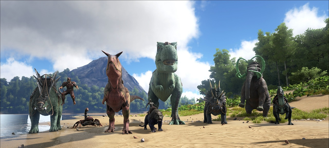 ARK: Survival Evolved All Creatures Location Guide | Yhan Game