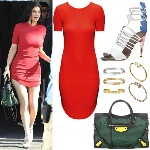 kylie jenner steal her style