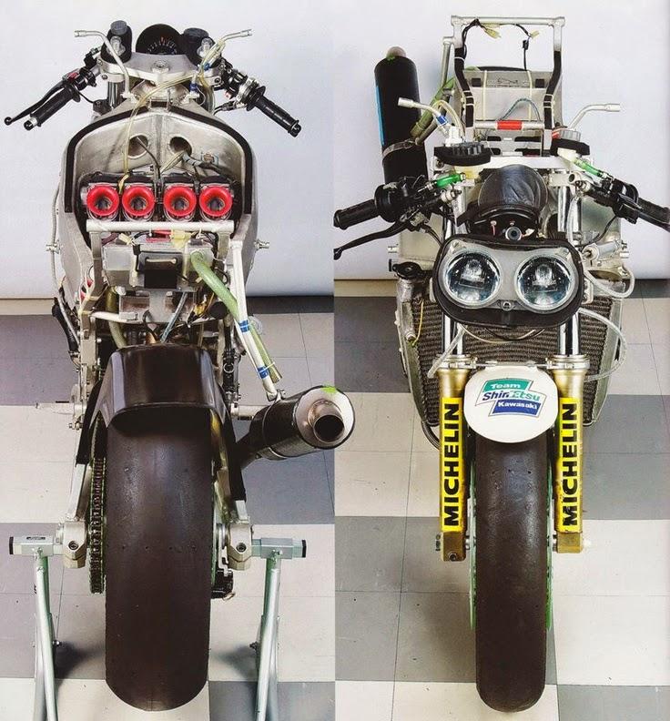 Kawasaki ZXR 750 Suzuka Endurance Racer