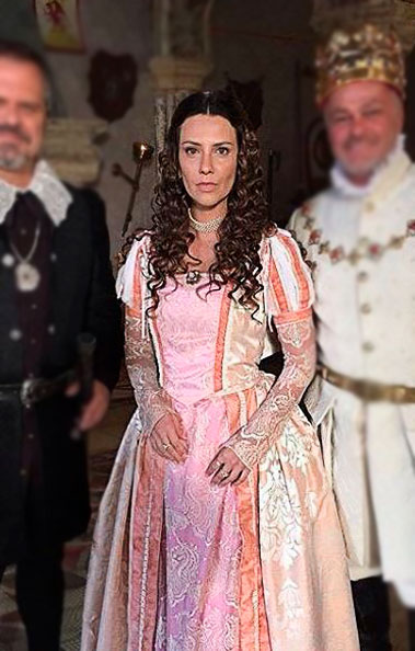 Vestido da Princesa Carmona