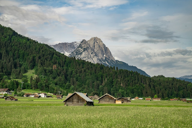 Hausberg-Runde und Partnachklamm  Wanderung Garmisch-Partenkirchen 03