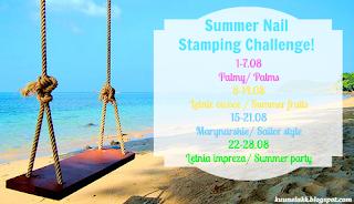 http://belgijska.blogspot.com/2015/08/summer-nail-stamping-challenge.html