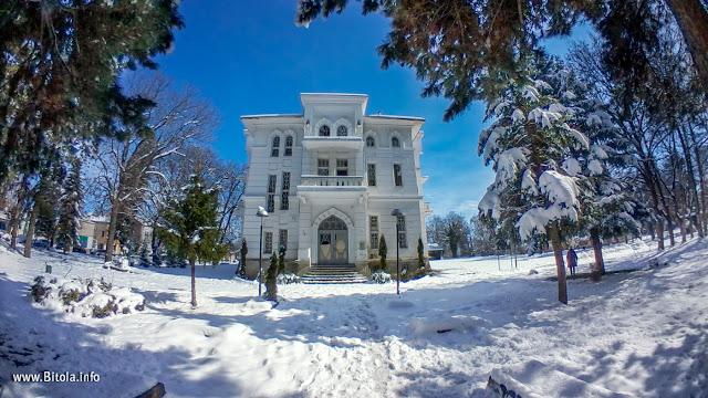 House of Army - Oficerski - Bitola - Macedonia