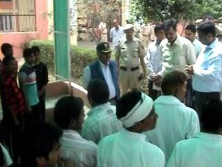 faridabad-dc-samir-pal-visit-neemka-jail-faridabad