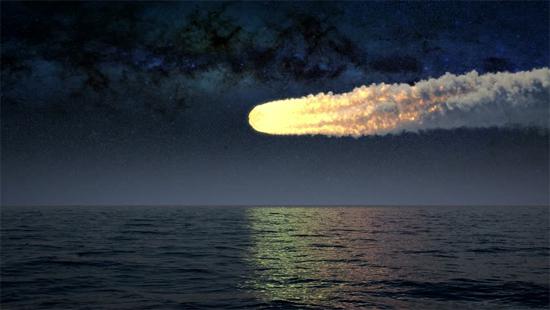 Meteoro explodiu sobre a terra com a força de 10 bombas atômicas e nós nem percebemos - Img 1