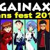 Gainaix Fans Fest 2017 - Chile, 25 de Noviembre 2017