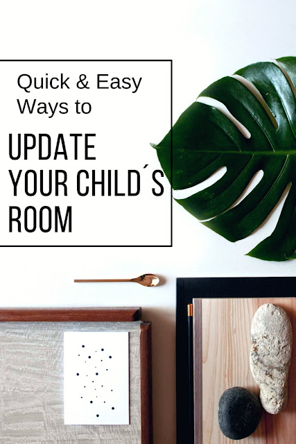 Being able to redecorate and update a child´s room quickly, easily and without spending a fortune is an important tool in the parenting arsenal. Here are a few tips and tricks to get you started.