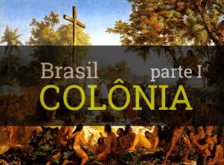 brasil colônia resumo período pré-colonial mao de obra economia