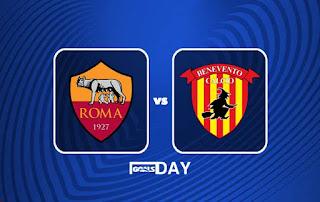 AS Roma vs Benevento – Highlights