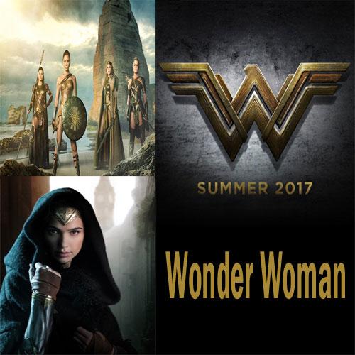 Wonder Woman, Wonder Woman FIlm, Wonder Woman Poster, Wonder Woman Gambar