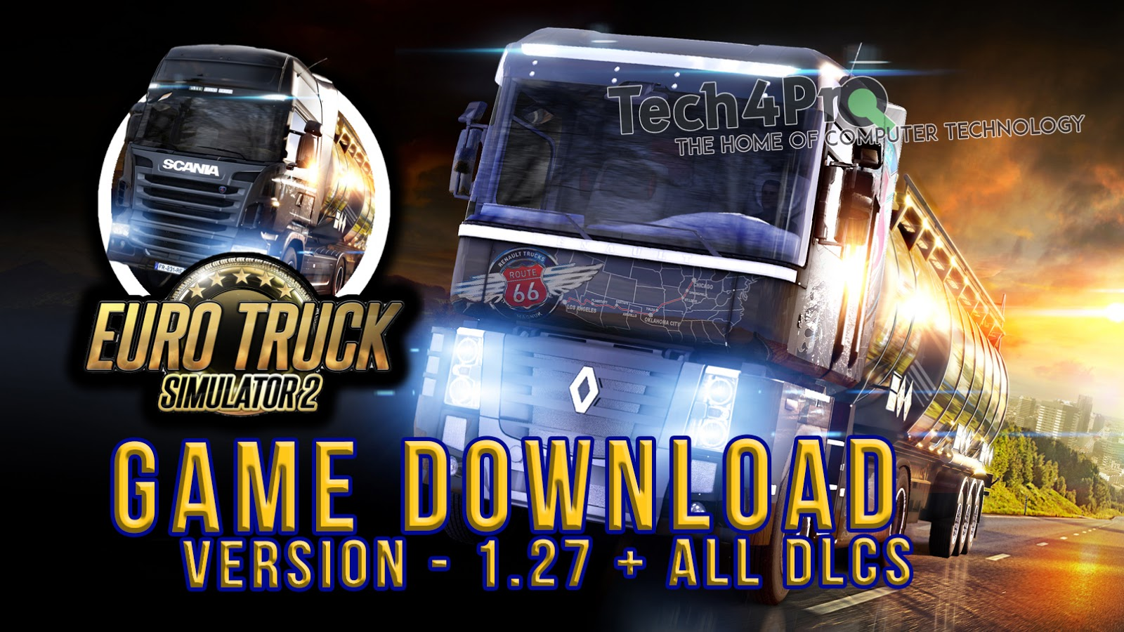 euro truck simulator mod apk free download for android