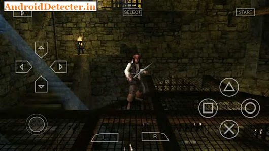 [PSP] Pirates Of The Caribbean At Worlds End Highly Compressed [PPSSPP] Downlaod [Latest] ~ Android Detecter