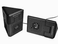 Thermaltake Satellite, Notebook Cooler Plus Speaker