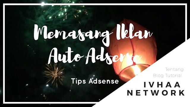 Cara Memasang Unit Iklan AMP Auto Adsense Pada Blog AMP
