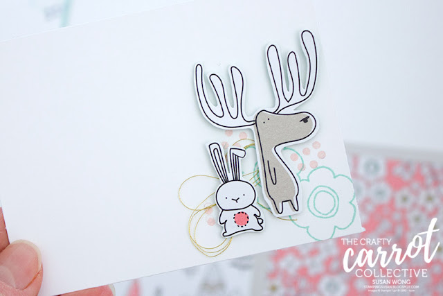 Pieces & Patterns with Memories & More - Susan Wong for The Crafty Carrot Co.