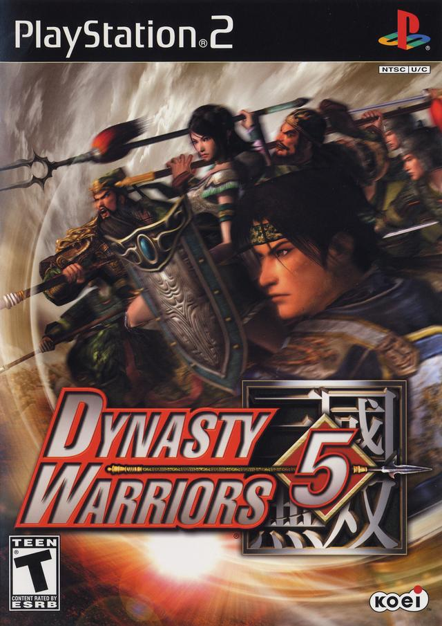 Dynasty Warrior 5 Special