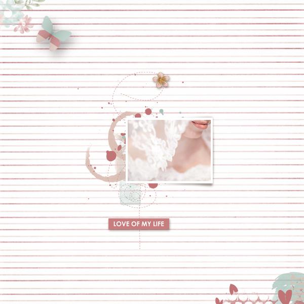 love of my life © sylvia • sro 2018 • reminisce by lorieM designs