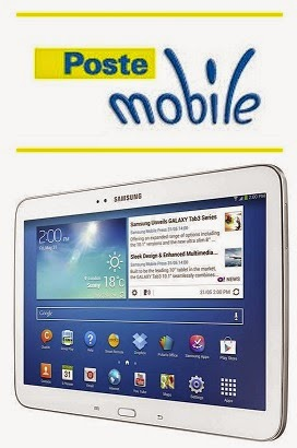 costo galaxy tab a rate con postemobile