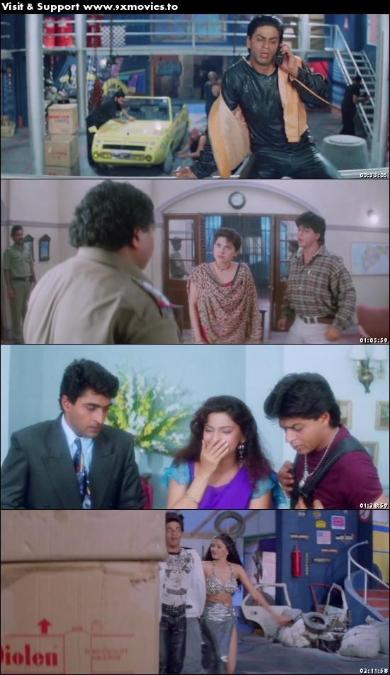 Duplicate 1998 Hindi 720p HDRip 1.2GB