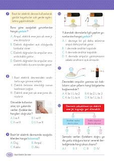 4. Sınıf Fen Bilimleri Ders Kitabı Cevapları Ata Yayınları Sayfa 146