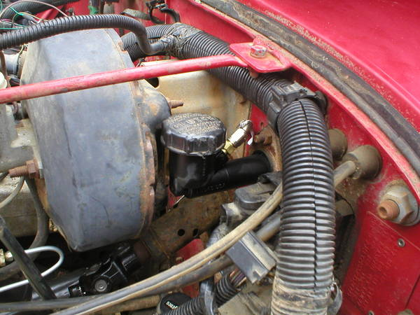Nash's Off-road: AX-15 Internal to External Slave Cylinder Clutch