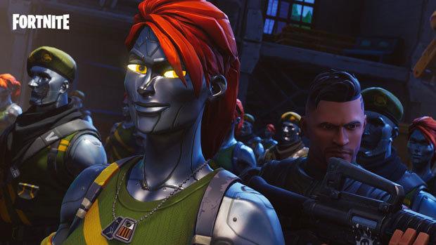 Fortnite Season 4 Leaked Skins New Battle Royale Skins