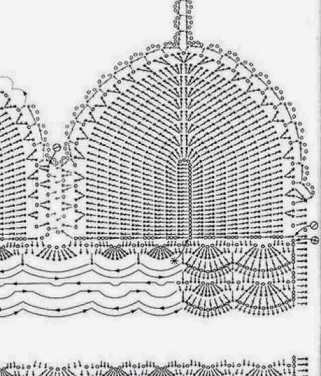 Moderno Los Patrones De Ganchillo Kippah Imagen - Ideas de Patrones ...