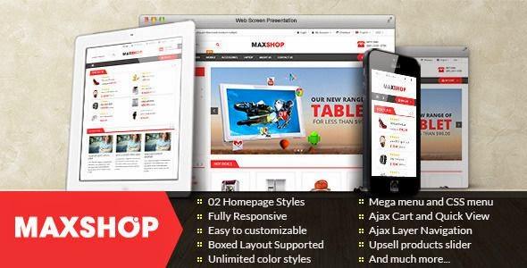 Multipurpose Magento Theme 2015